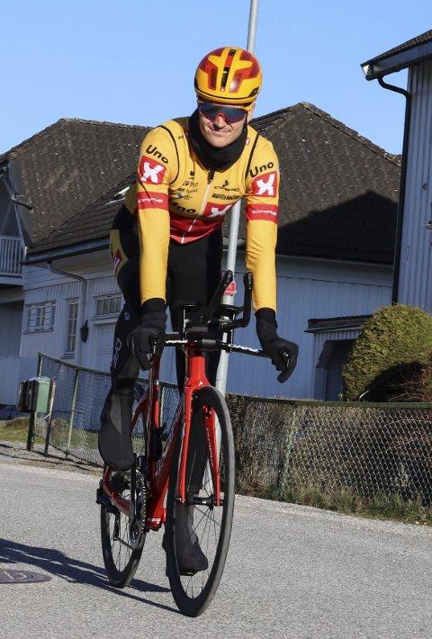 NM: Grenland SK arrangerer NM i tempo. Det er ikke kjent om Syver Wærsted skal delta. Foto: Stian Kittilsen