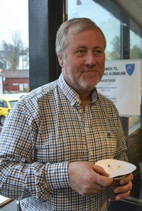 Morten Foss: Vil bygge en mindre barneskole i sentrum.