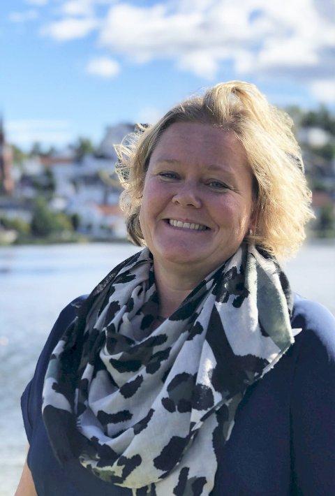 Ansetter: Esther kristine Hoel har fått en ny spesialpedagog på laget.