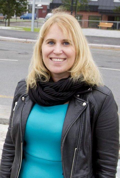 ORDFØRER: Kamilla Thue.
