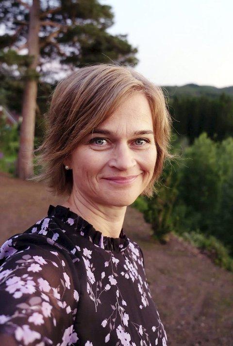 Margrethe Svinvik blir ordfører i Surnadal uten hjelp av Frp.