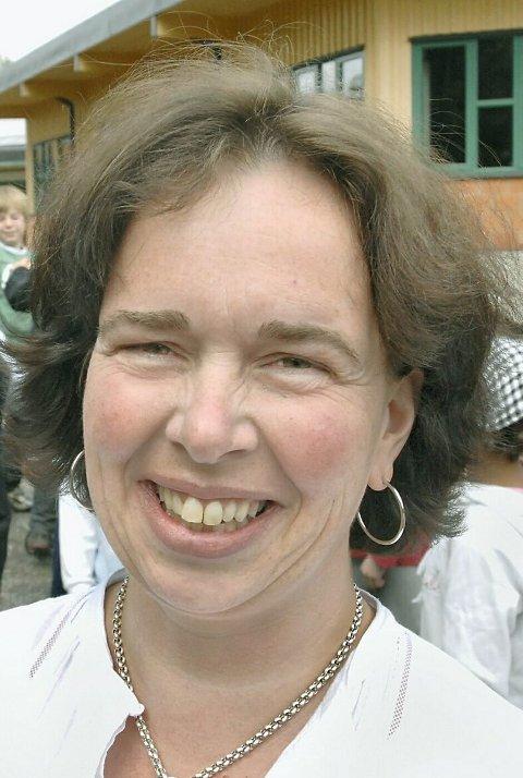 FUNGERER: Hanne Stolt Wang blir oppvekstsjef inntil videre. Foto: Jens Haugen (arkiv)
