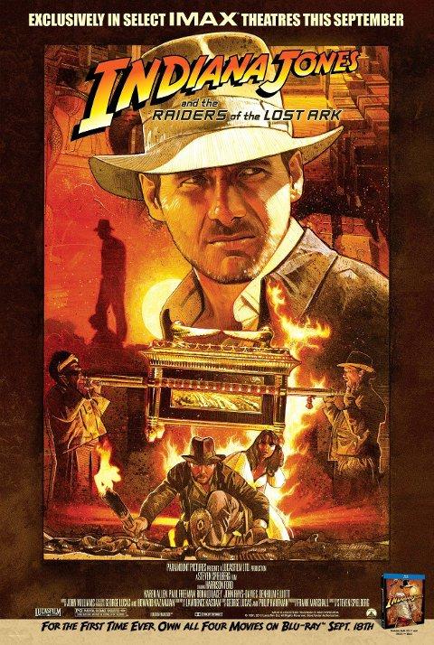 EVENTYRLIG: Indiana Jones-triologien som kom på 1980-tallet var stor underholdning for oss som var født i tiåret før.