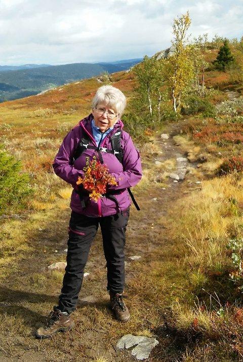 Den dramatiske fjellturen for åtte år siden fikk et uventet utfall for Jane Sommerstad.
