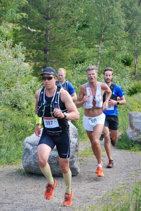 Robin Amundsen (Narvik), Terje Sandness (Team Sandness)