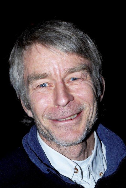 ULV: - Vi har fått en god beskrivelse av ulven, sier Esben Bø, Lom, i Statens naturoppsyn.