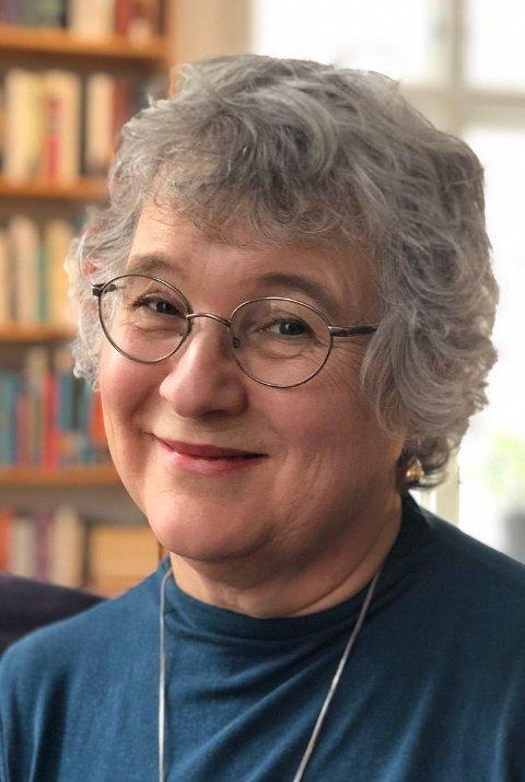 Ellen Fuglseth, debattant.