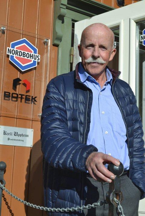 Utbygger: Kjell Uppheim.