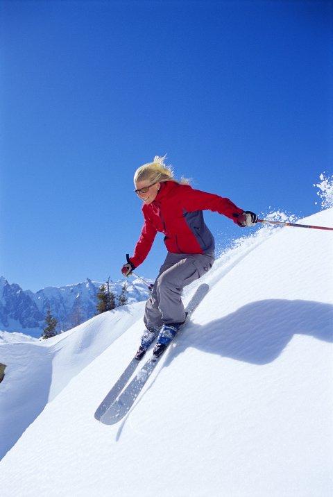 Skigleden kan fort bli redusert, hvis skiutstyret ditt blir stjålet. Ikke la skiene stå ubevoktet i pausene.