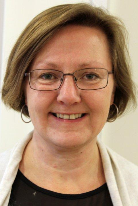 INGEN RESPONS: Marianne Ecker (Ap) tok til orde for litt andre formuleringer i søknaden om statlig krisehjelp, uten at noe ble endret.