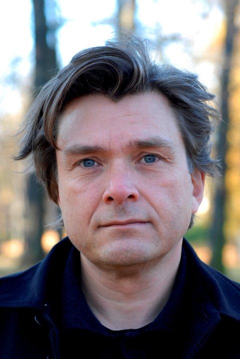 Øyvind Isachsen, administrerende direktør i NORWEA.