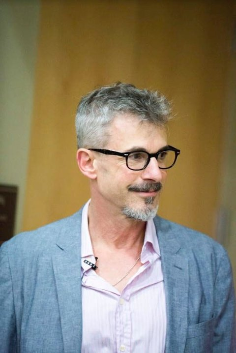 Kommer i oktober: Carter Goodrich er en merittert illustratør. Han står bak kjente animasjonsfigurer. Nå har animasjonsfestivalen huket tak i ham.