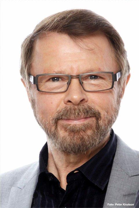 """KANSKJE TIL BØMLO: - Hvis koronareglene tillater det, skal jeg forsøke å komme og se musikalen, sier Björn Ulvaeus fra Abba. Han er medforfatter til musikalen """"Kristina frå Duvemåla"""" som vises i Moster Amfi i august."""
