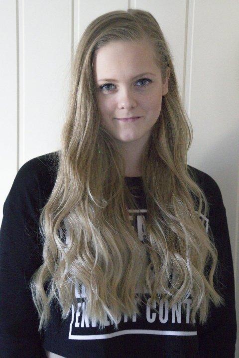 Line Cecilie Larsen