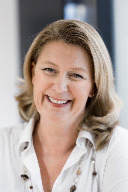 NY JOBB: Gina Elisabeth Lund tiltrer ved årsskiftet 2021/22.