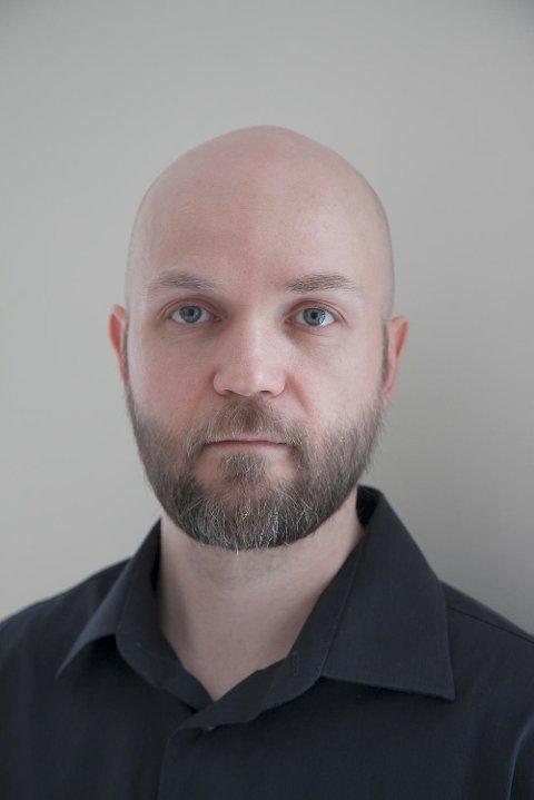 Erlend Lavik, professor ved institutt for informasjon og medievitenskap på Universitetet i Bergen.