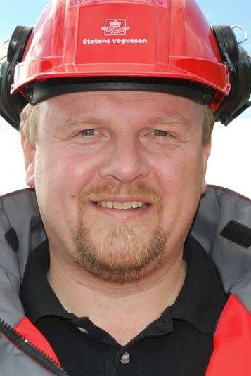 Øyvind Moshagen.
