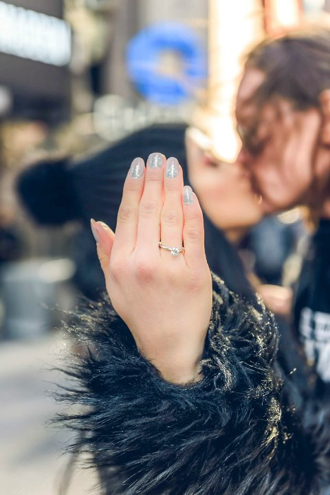 RINGEN. Og her er bildet av ringen.