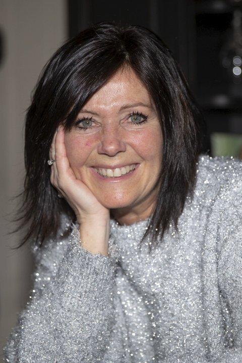 Turnéklar: Kate Gulbrandsen er klar for sin første juleturné ved navn «Min jul». 27. november blir det konsert i Haug kirke.