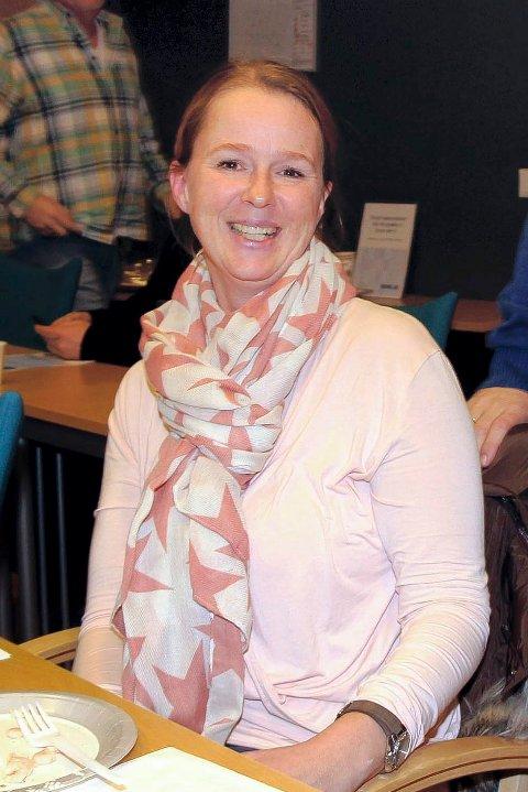 KOMMER INN: Elise Rundén Pran ble løftet inn i kommunestyret av velgere som brukte muligheten til å kumulere.