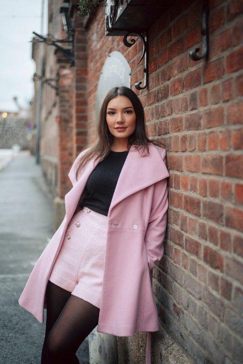 Drømmer om seier: Celestina Andreassen (23) meldte seg på Miss Norway for å vise at det nytter å drømme selv om man får en kronisk diagnose.