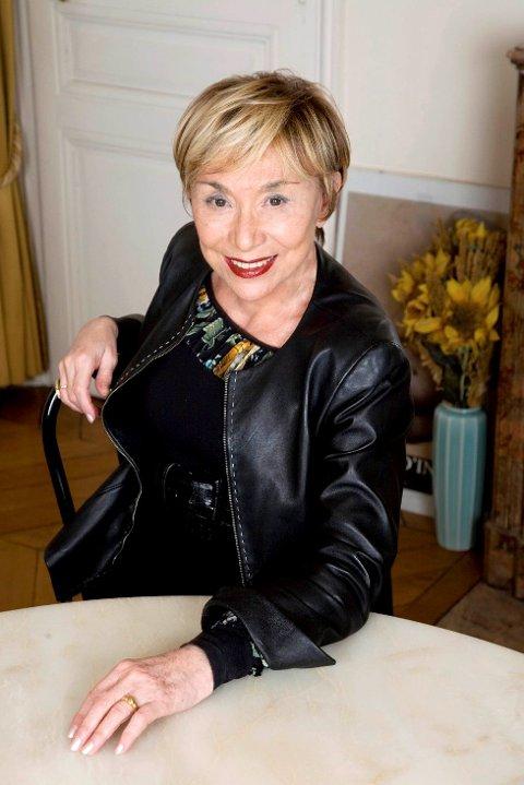 TIL NORSK LITTERATURFESTIVAL: Julia Kristeva er lillehammeraktuell.