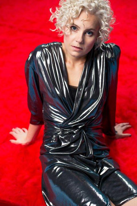 SPENNENDE: Billie Van kommer til kulturhuset 23. februar.