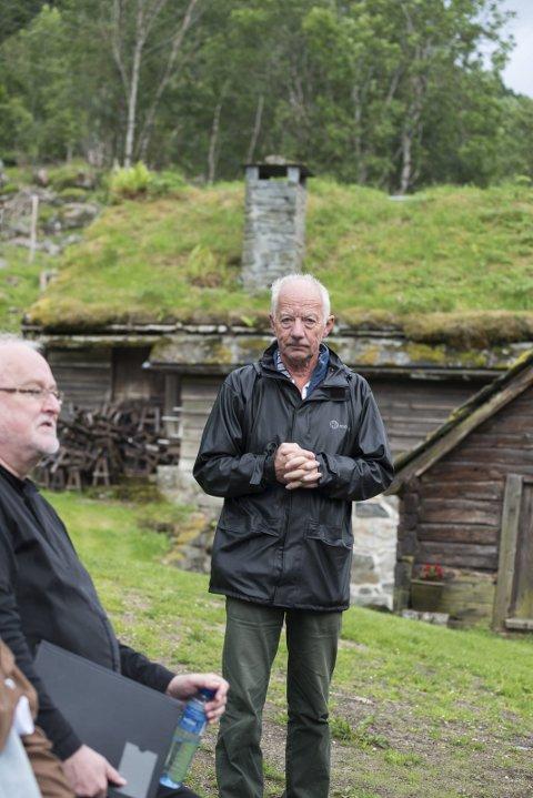 Sentrale aktørar: Per Nornes og Arild Helleland.