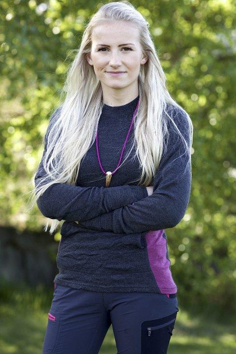 TIDLIG EXIT: Tonje Helene Blomseth valgte å reise hjem fra Farmen uten å ha vært i tvekamp. Foto: Espen Solli/TV2