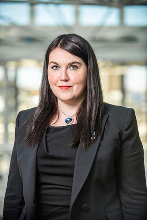 Marlene Bråthen har skrevet innlegget sammen med Karin Eriksen.