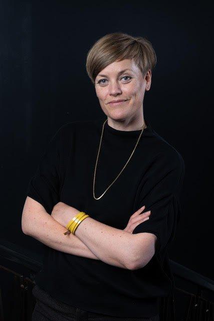 BLIR LEDER: Hilde Tørdal blir ny daglig leder på Telemark kunstsenter.