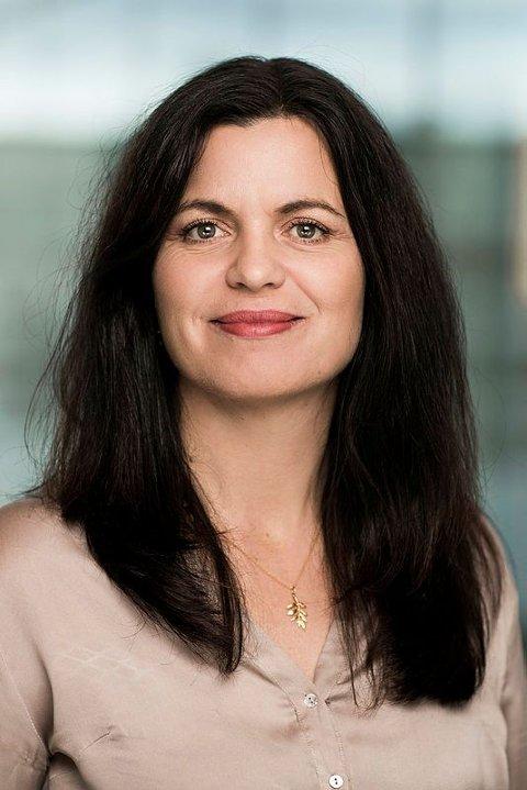 Nina Solli, regiondirektør i NHO Viken Oslo
