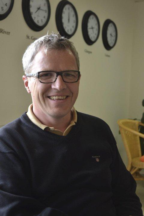 FORNØYD: STIM-direktør Jim-Roger Nordly er fornøyd med avgjørelsen i Det europeiske patentkontoret.