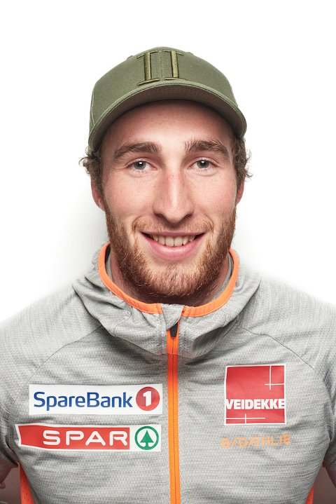 Jørgen Lippert fra Råde er en del av Team Veidekke Oslofjord sesongen 2019-2020.