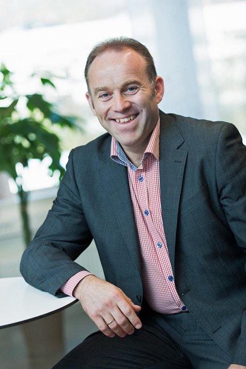 SENTRAL ROLLE: Arne Øvereng får en sentral rolle i arbeidet rundt ski-VM i Trondheim 2025.