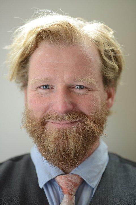 HJEMME IGJEN: Etter noen år på bortebane flyttet Petter Schjerven hjem til barndomshjemmet sitt på Nordstrand. Det stortrives han med.