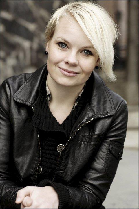 NY JOBB: Berit Rødstøl er ansatt som filmkommisjonær hos Østnorsk filmsenter.