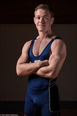 Brage Ringheim er tatt ut til Nordisk mesterskap i bryting.