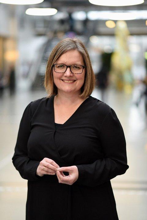 Nina Cecilie Øverby, professor i ernæring og leder for toppforskningssenteret Lifecourse Nutrition ved Universitetet i Agder.