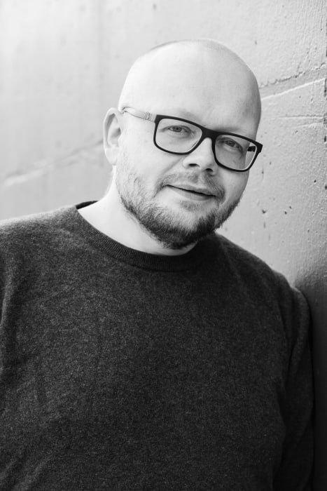 Ny pris: Forfatteren Bjørn Hatterud fra Brumunddal ble tildelt Stiftelsen Fritt Ords Pris 2021.