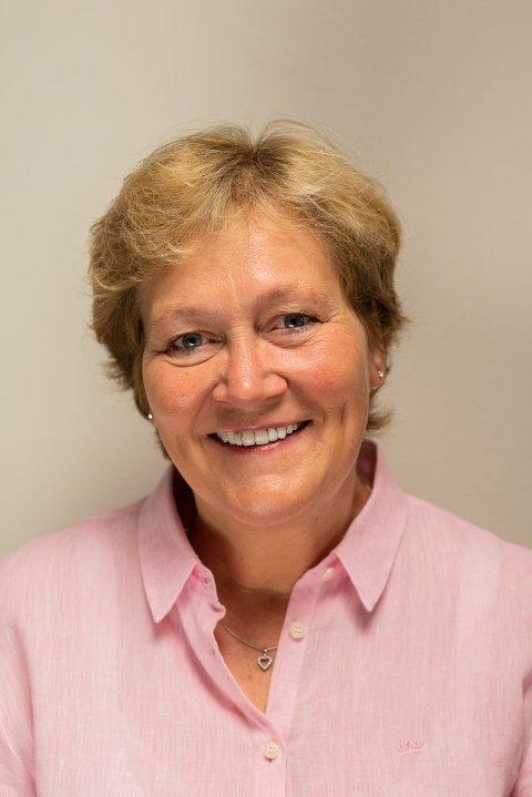 Nina Elisabeth Roen, listekandidat Jevnaker Arbeiderparti.