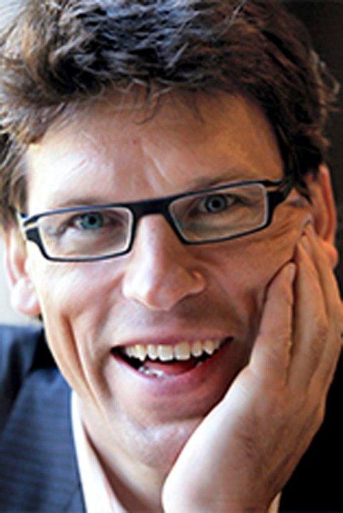 INNSTILT SOM VISEPRESIDENT:  Tidligere skøyteløper Johann Olav Koss fra Lørenskog.