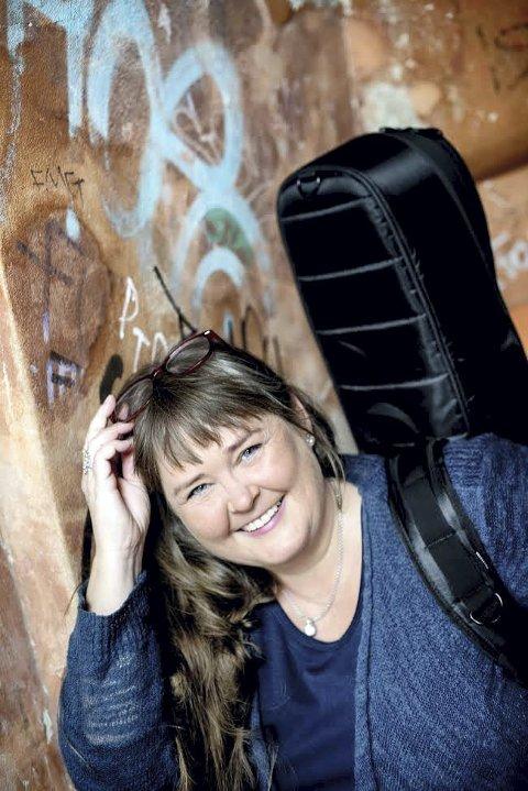 TIL SÆTRE: Anette Gilje. Foto: Krigsropet/ Silje Eide