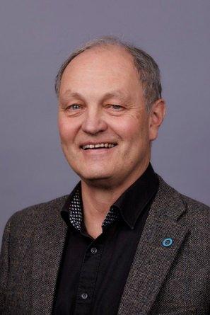 Sverre Ur, forbundsleder i Diabetesforbundet. (Foto: Privat)