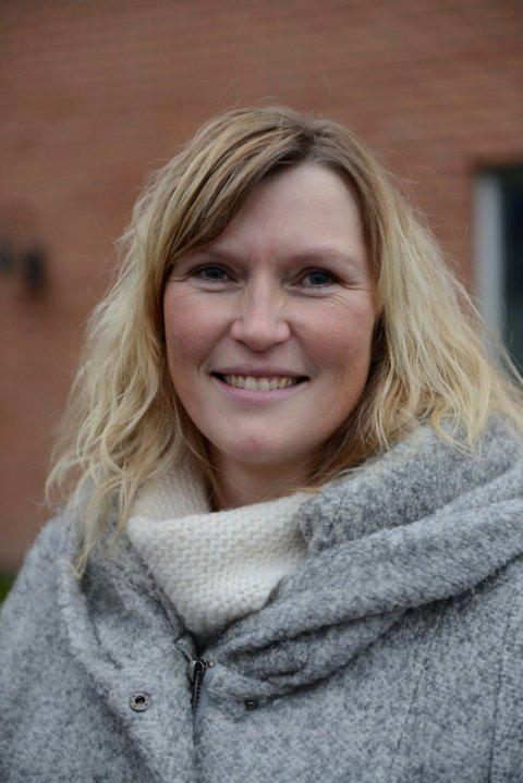 FORSLAG: Sylvia Brandsrud (Sp) la fram forslaget om chattetjeneste for de unge. ARKIVFOTO
