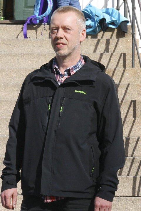 John Johansen Tvedestrand skole