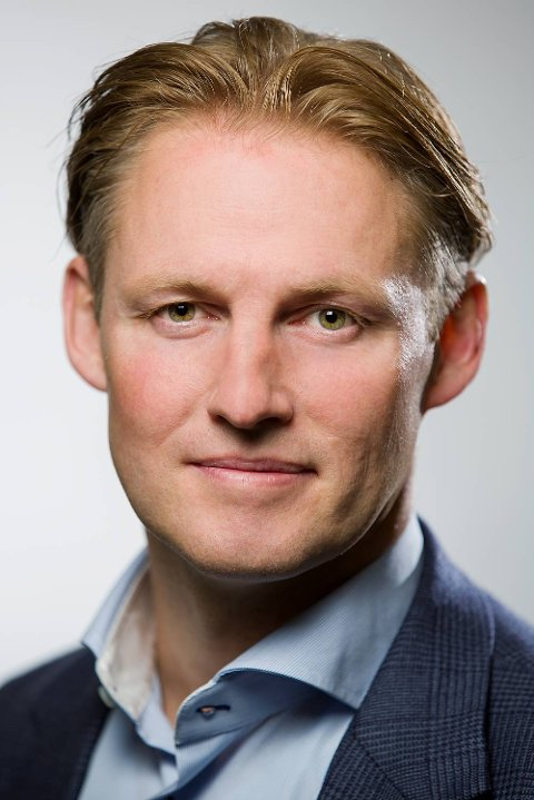Kommunikasjonsdirektør Stig Inge Eikemo i Lindorff.