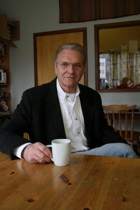 Sigbjørn Kvistad.