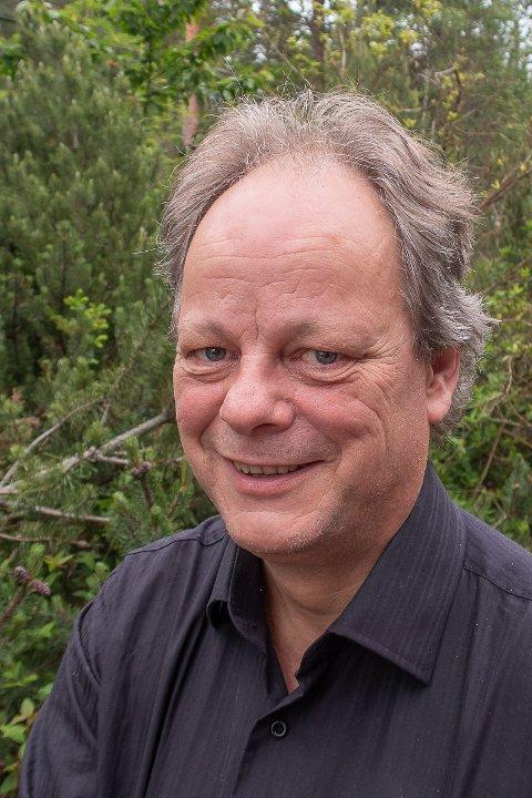 Henning Korsmoe, 1. kandidat for Nesodden KrF