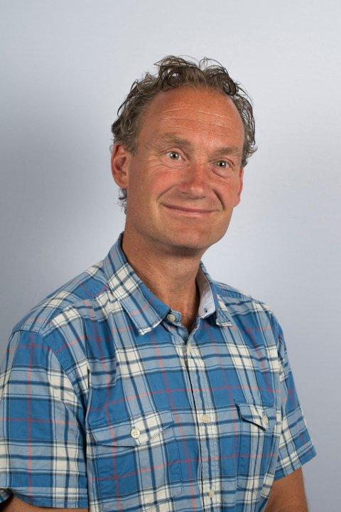 GENETIKER: Øystein Flagstad er seniorforsker hos Rovdata.